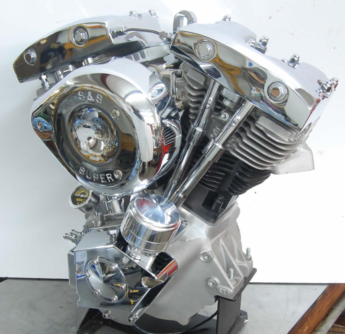 Harley Davidson Shovelhead Engines For Sale