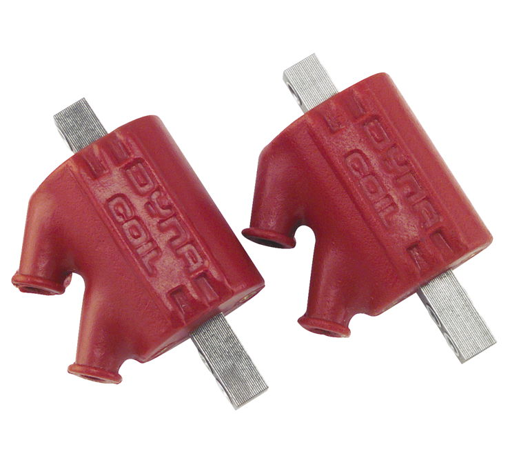 Dyna Dual-Plug Head Coils