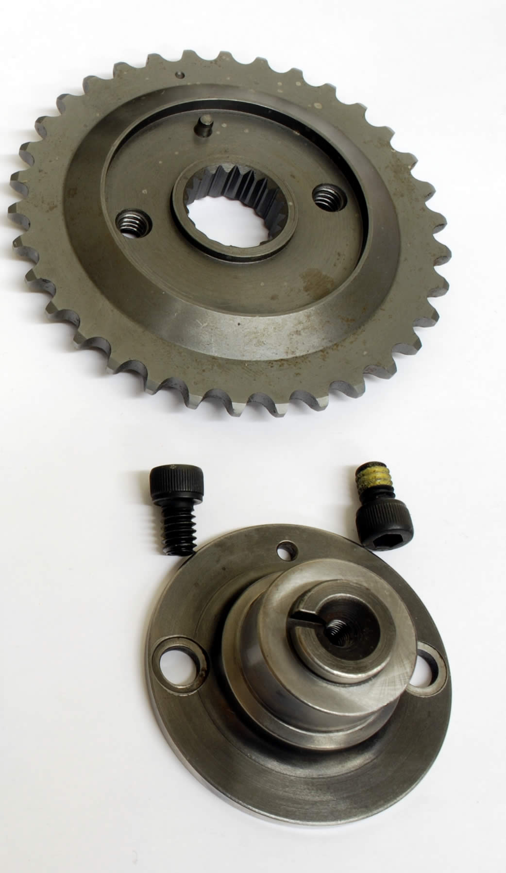 Camshaft Sprocket with Auto Advance Adapter 2006-up Engines