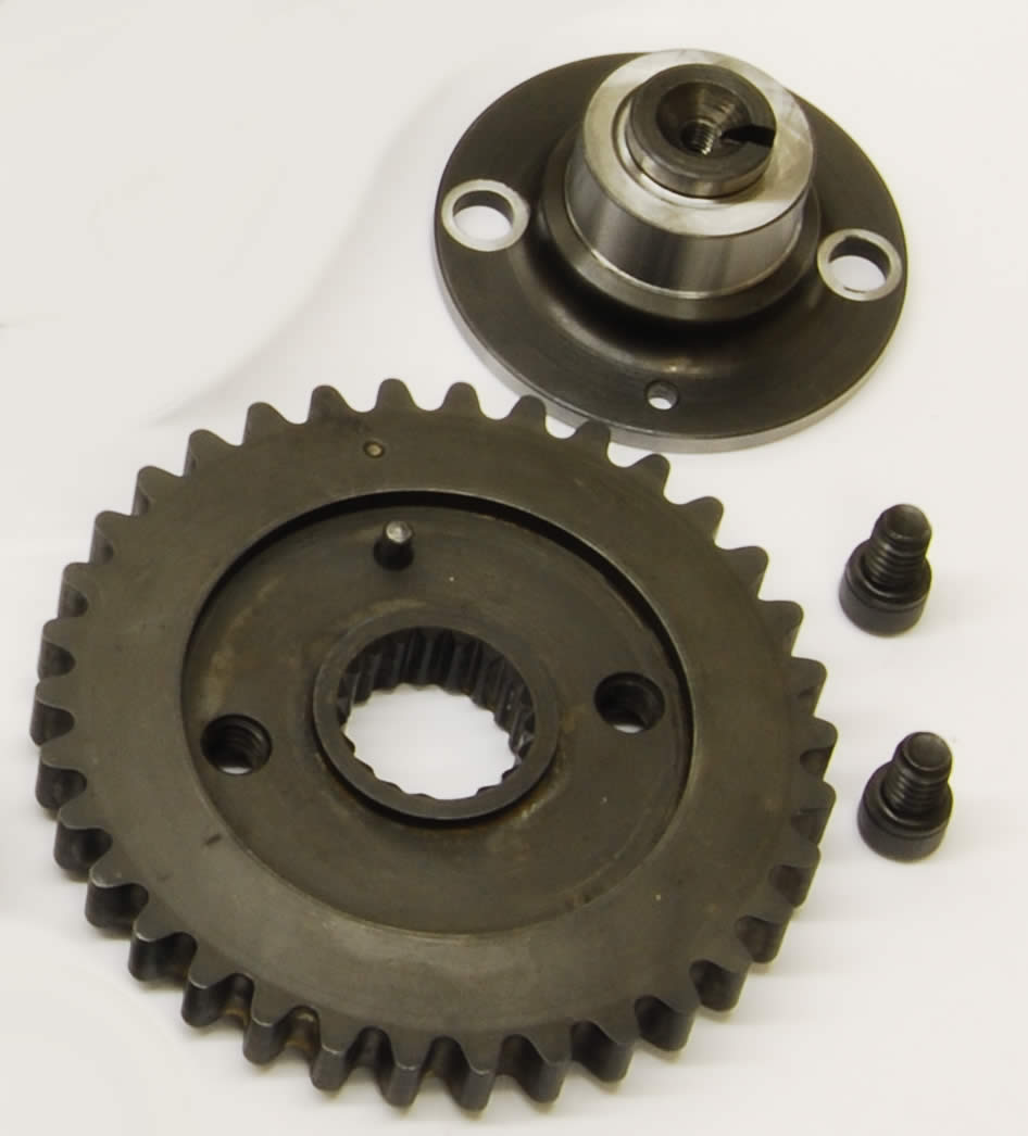 Camshaft Sprocket with Auto Advance Adapter 1999-06 Engines