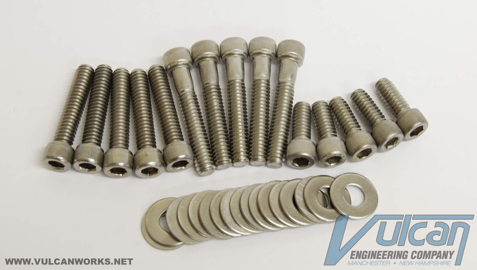 Primary Bolt Kit- Stainless Steel- Softail 1995-1998