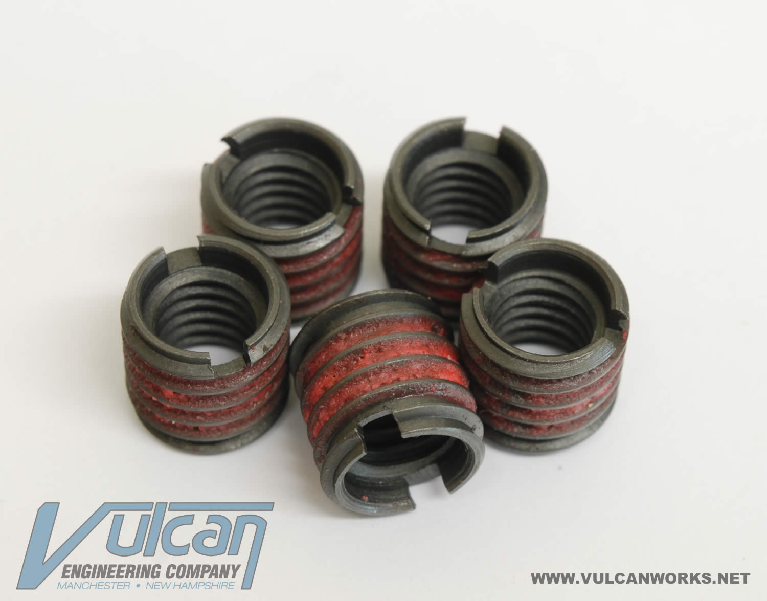 Threaded Inserts for Wheels, 5/16-18 to 7/16-14