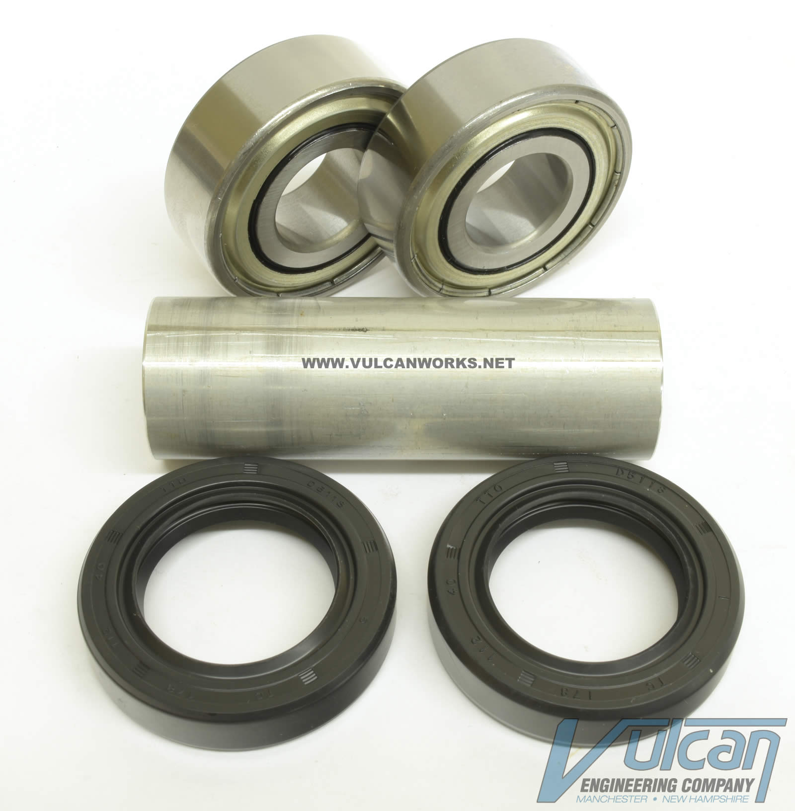 Sealed Bearing Kit for 1984-99 Narrow Front Wheels FXR, FXD, XL (Timken/Tapered)