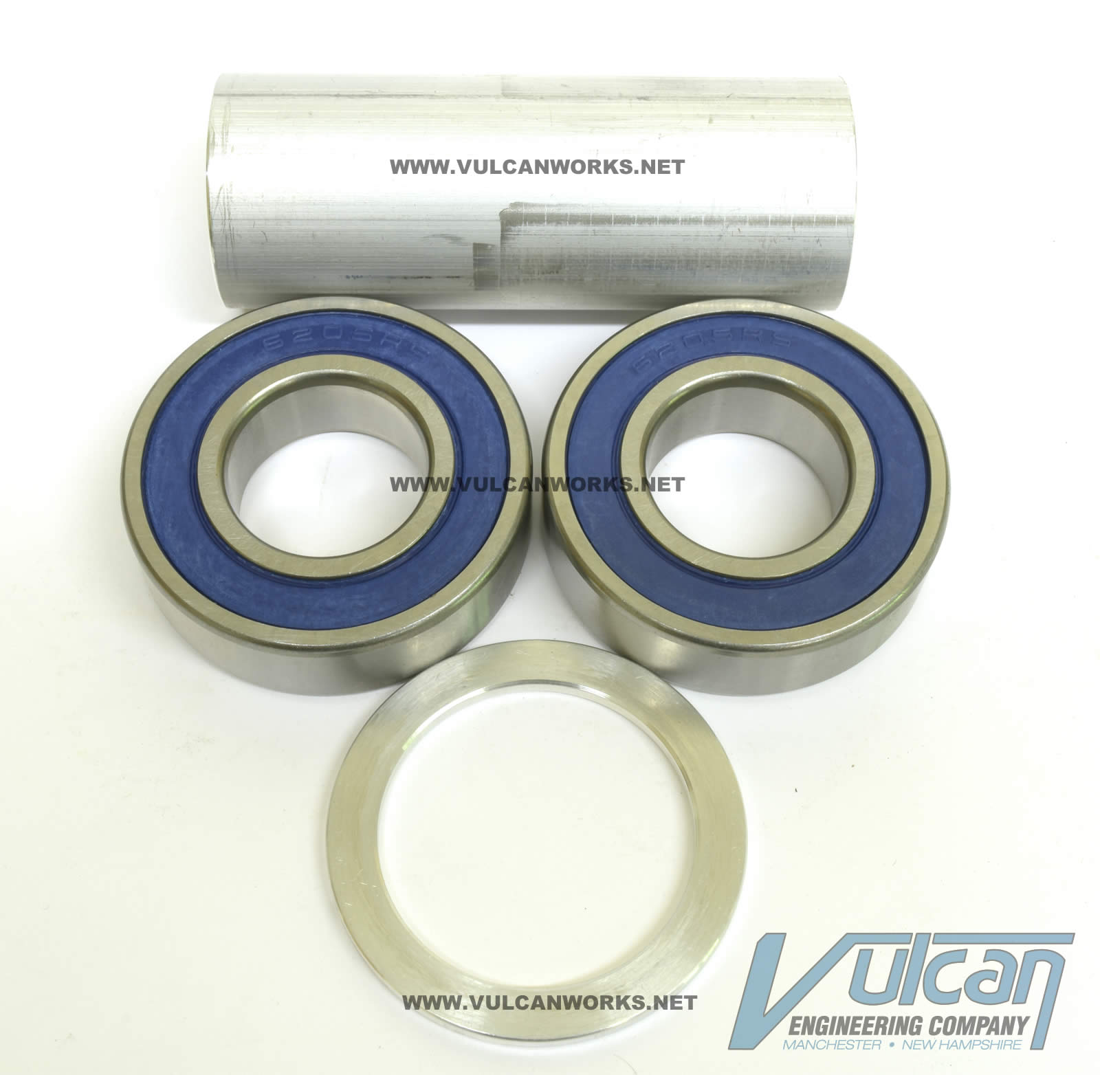 25mm Bearing Conv. for 06-07 Dyna Wheels to 2008-up Dyna Front Ends
