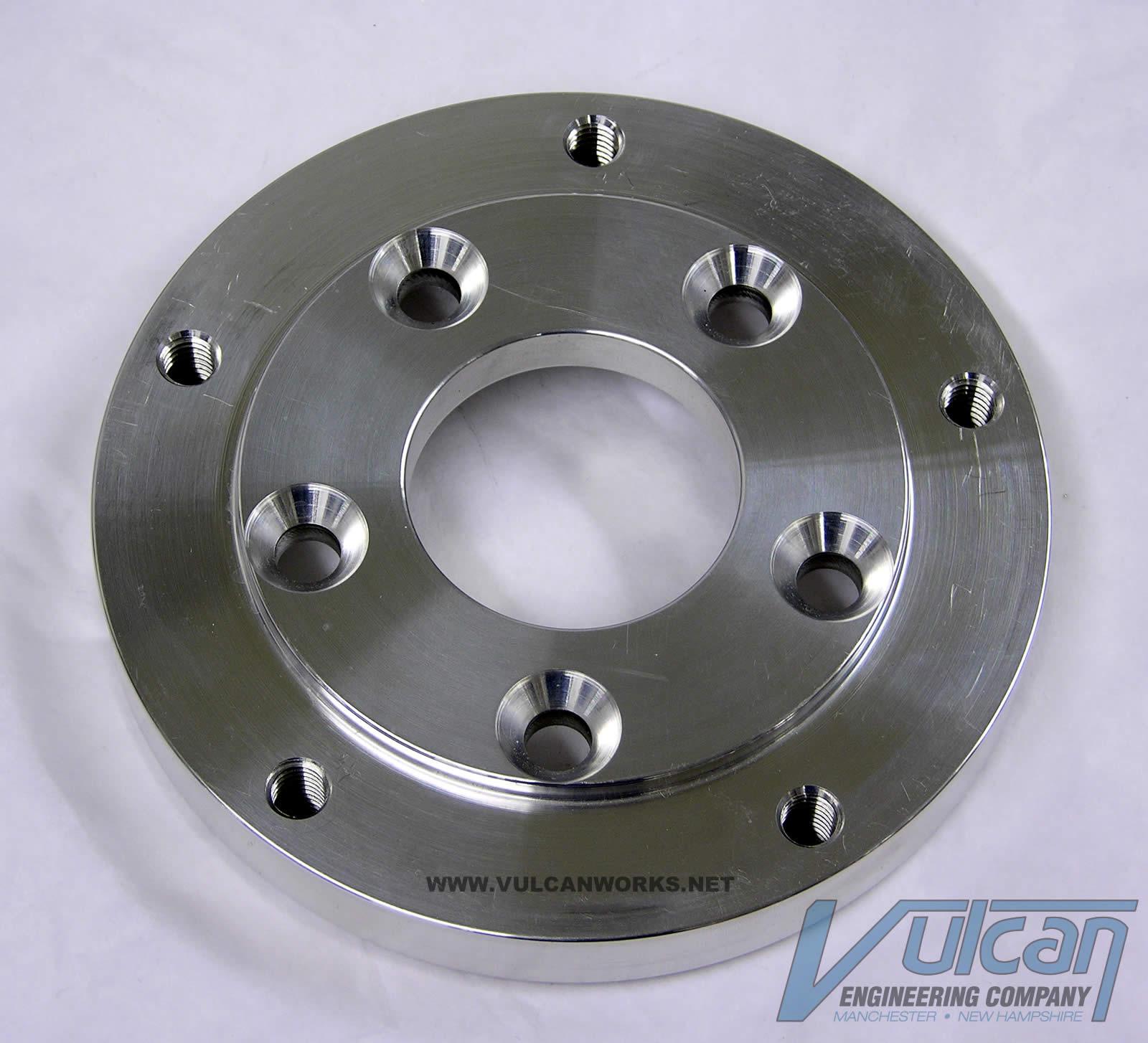 FLT Brake Rotor Adapter