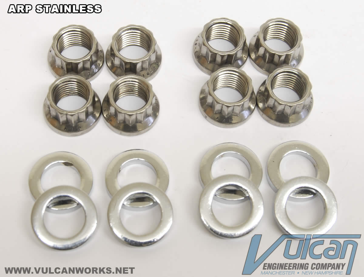 Cylinder Base Nut Sets for Ironhead XL Sportster