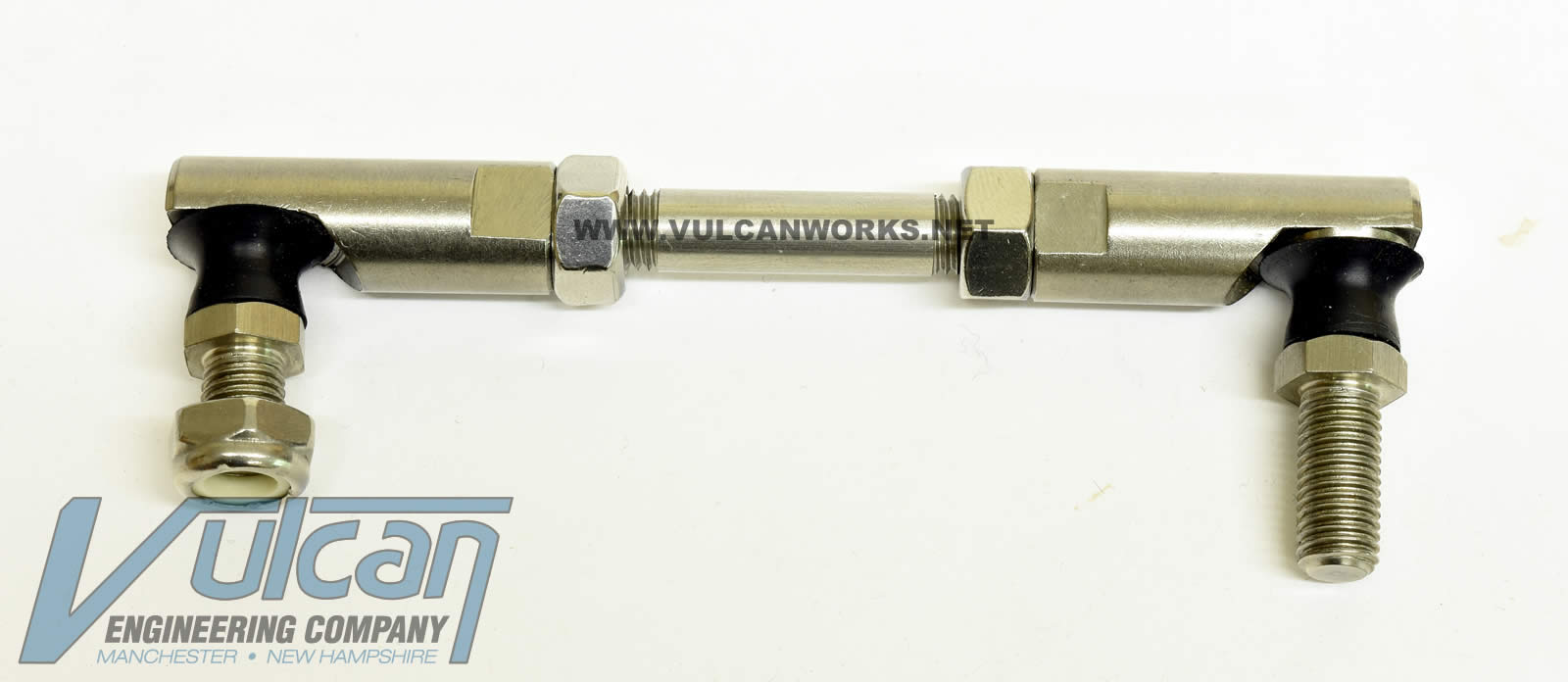 FXR Mid Control Shift Linkage, Stainless Steel