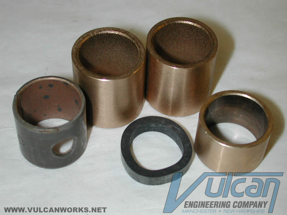 Kick Starter Bushing Set, 1954-79 XL, 33099-52A
