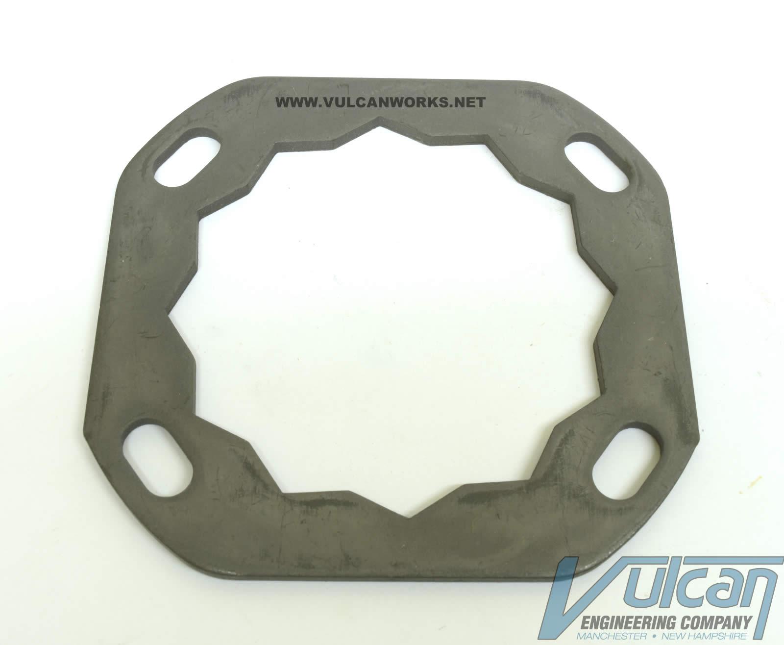 Transmission Sprocket / Pulley Lock Plate 5 & 6 Speed