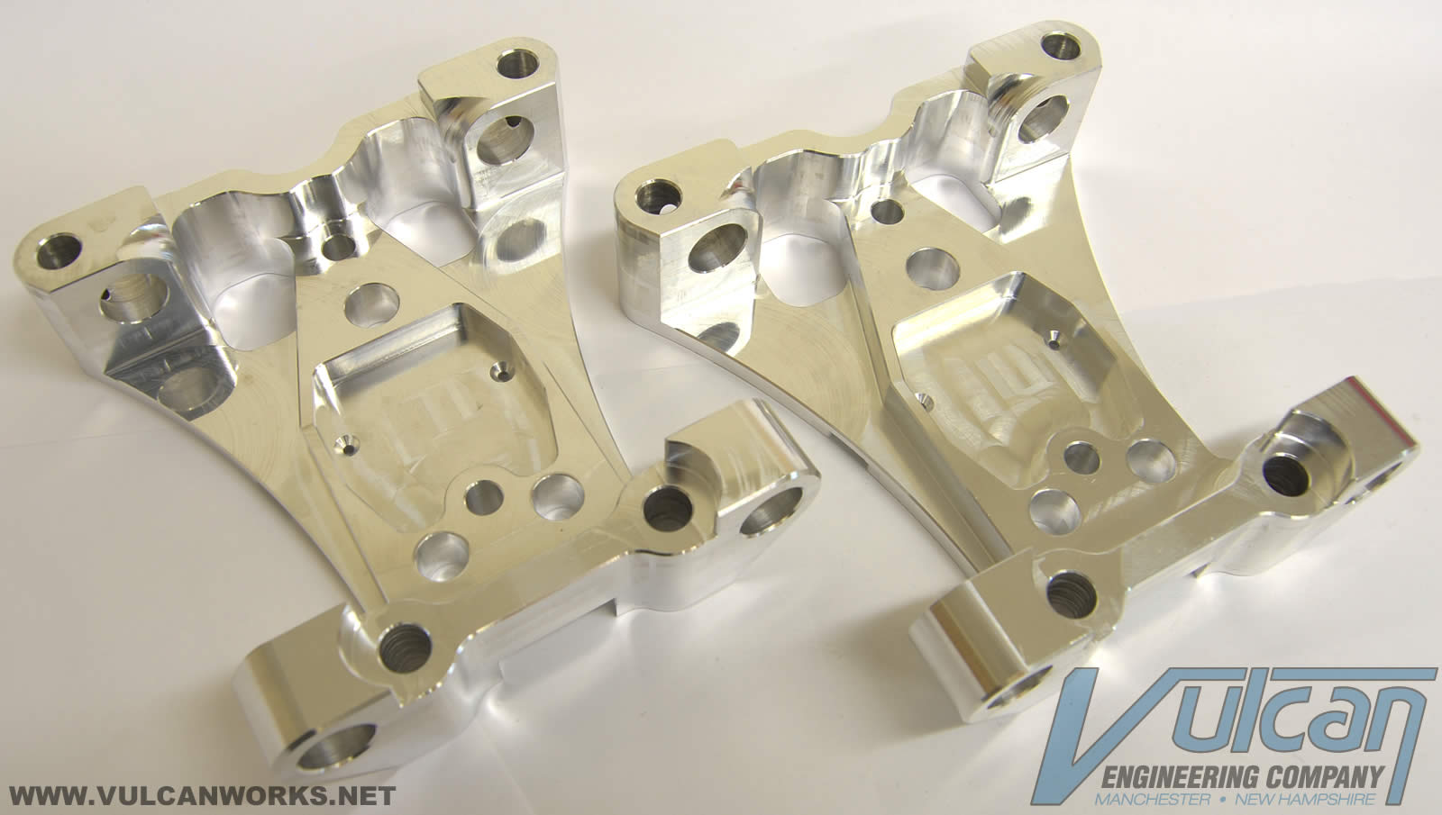 Twin Cam Billet Rocker Arm Support Set, All Twin Cams