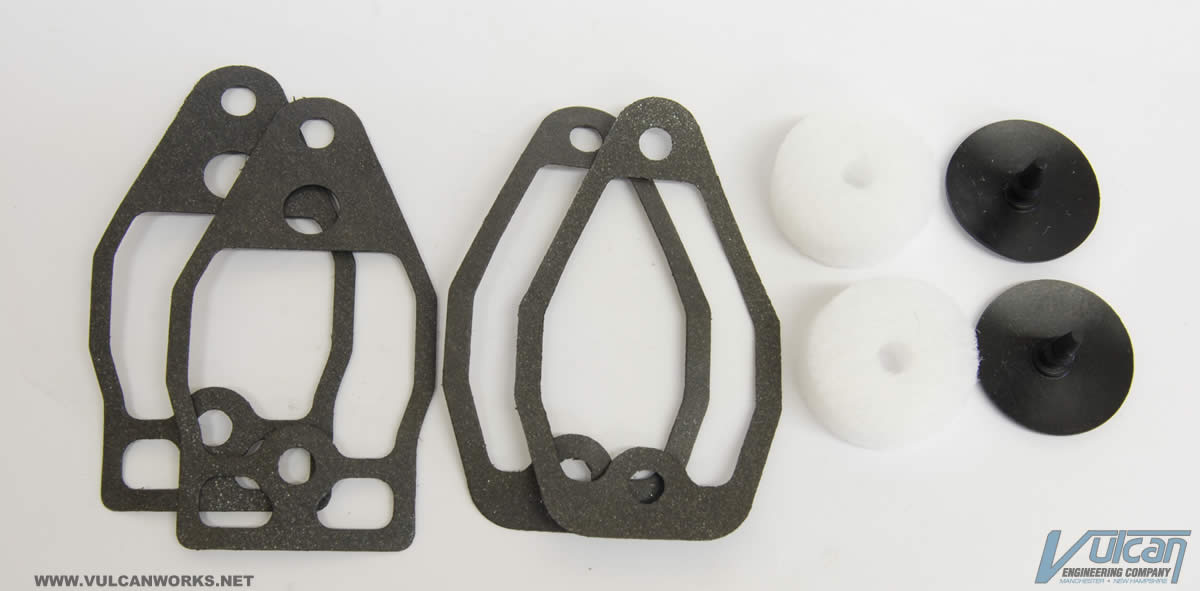 Xzotic Knuckle & Panhead PCV Gasket Kit, EVO