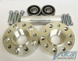 "19"" Rear Wheel Converison Kit for Sportsters- Timken to Sealed Bearing"