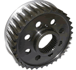 Overdrive Transmission Pulley, 33 Tooth, Big Twin