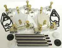 Shaft-LOC Rocker Arm Support Set, All Twin Cams