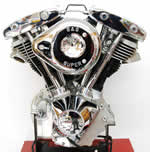 93 Ci. Shovelhead Engine