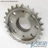 "6 Speed Chain Conversion Sprocket, 3/4"" Offset, 25 Tooth"